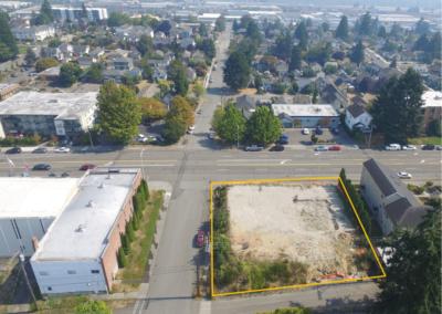 Downtown Everett Development Site